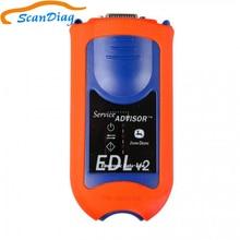 JD EDL V2 서비스 관리자 john deer 농업 건설 진단 도구 스캐너 EDL v2 전자 데이터 링크 키트