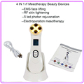 Mini RF Bipolar Handpiece Radio Frequency Skin Care Expert Beauty System EMS Electroporation Mesotherapy