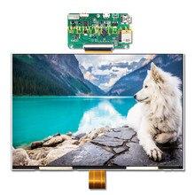 TFTMD089030 8.9 inch 2 K Màn hình IPS LCD 2560X1600 Module và HDMI để mipi lái xe ban cho SLA 3D máy in máy chiếu Bảng điều khiển màn hình