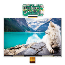 TFTMD089030 8.9 inch 2K IPS lcd screen 2560X1600 module and hdmi to mipi driver board for SLA 3D printer projector display panel