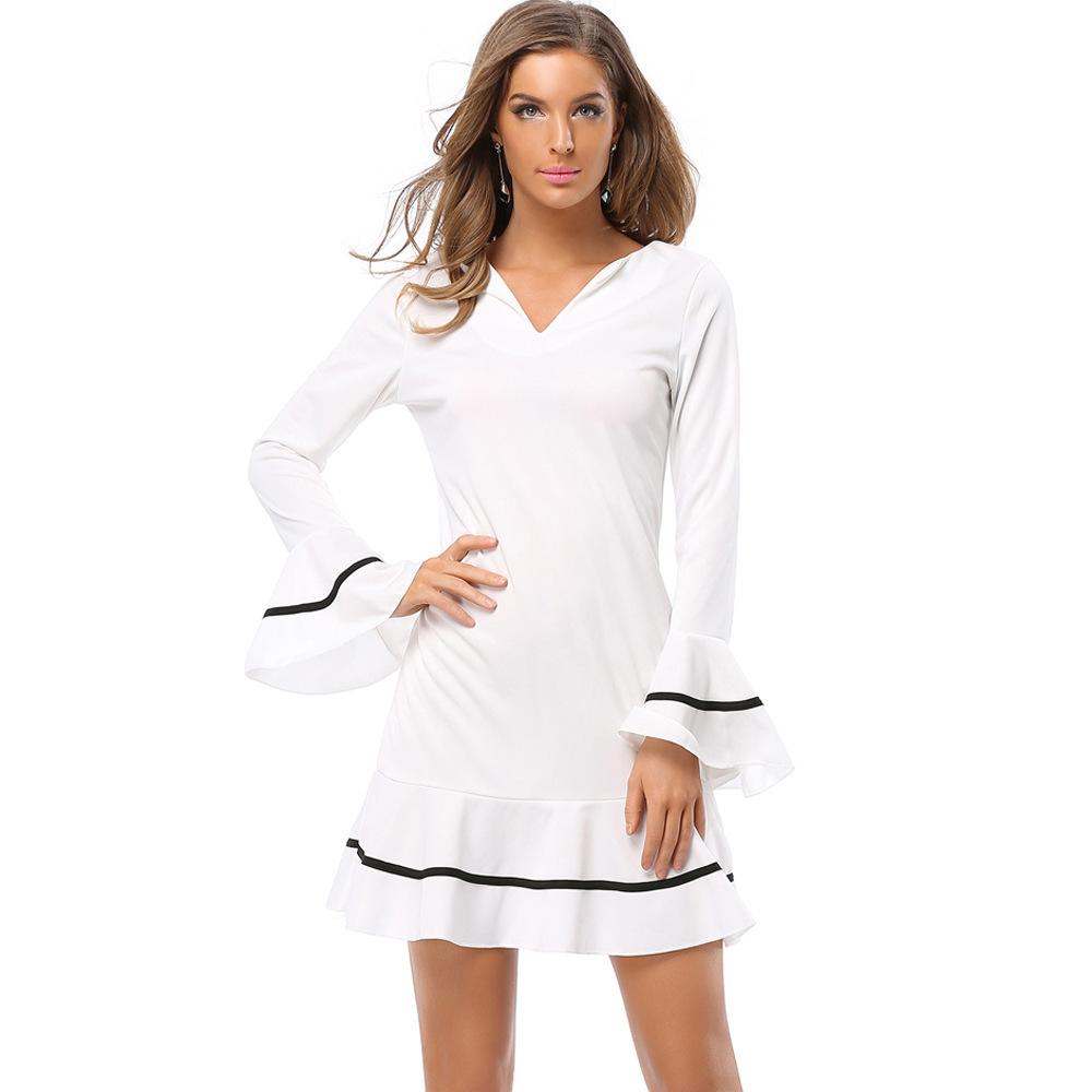 Online Get Cheap Stretch Spandex Long Sleeve Mermaid Dress ...