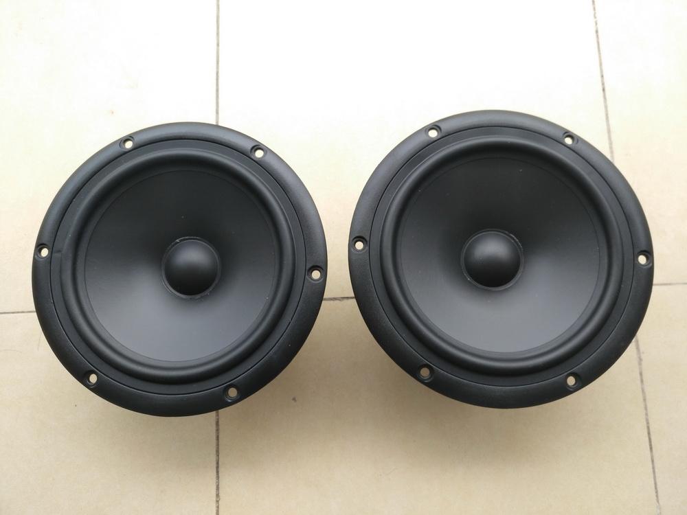 Pair Vifa BC18 6.5  Midbass Woofer Speaker  ,