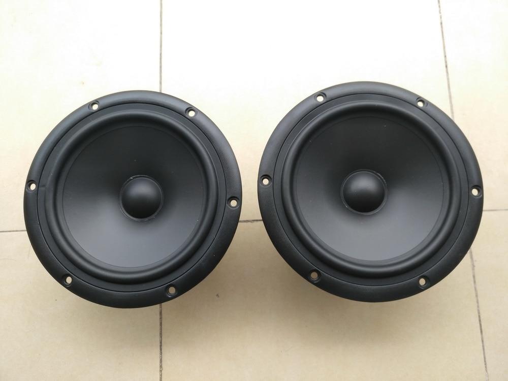 Pair Vifa BC18 6.5  Midbass Woofer Speaker  ,