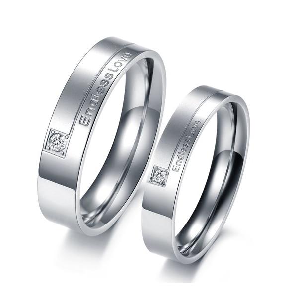 Alisouy Steel Endless Love Titanium