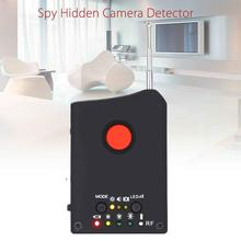 Anti-Spy Detector RF Signal Hidden Camera GSM Audio Bug GPS Lens Finder