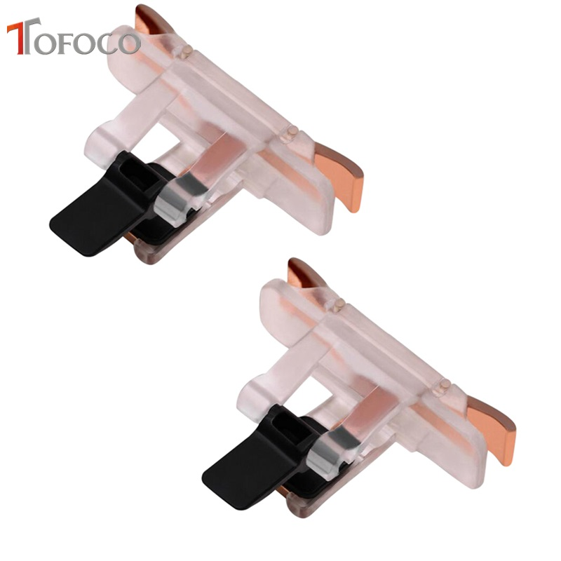 For PUBG Gamepad Cell Phone Mobile Control Joystick Gamer Android Game Pad L1R1 controller for iPhone Trigger For Knives Out