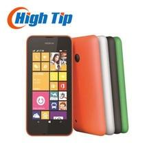 Оригинальный разблокирована nokia lumia 530 quad core dual sim окна телефон RAM 512 МБ ROM 4 ГБ 5-МП КАМЕРОЙ 3 Г WCDMA Сотовый Телефон Freeshipping