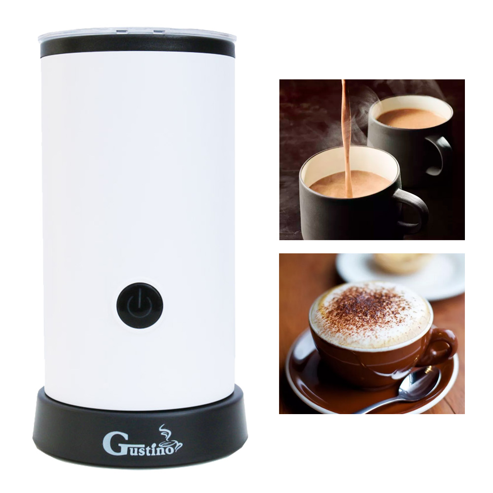 Milk Frother And Automatic Foam Maker