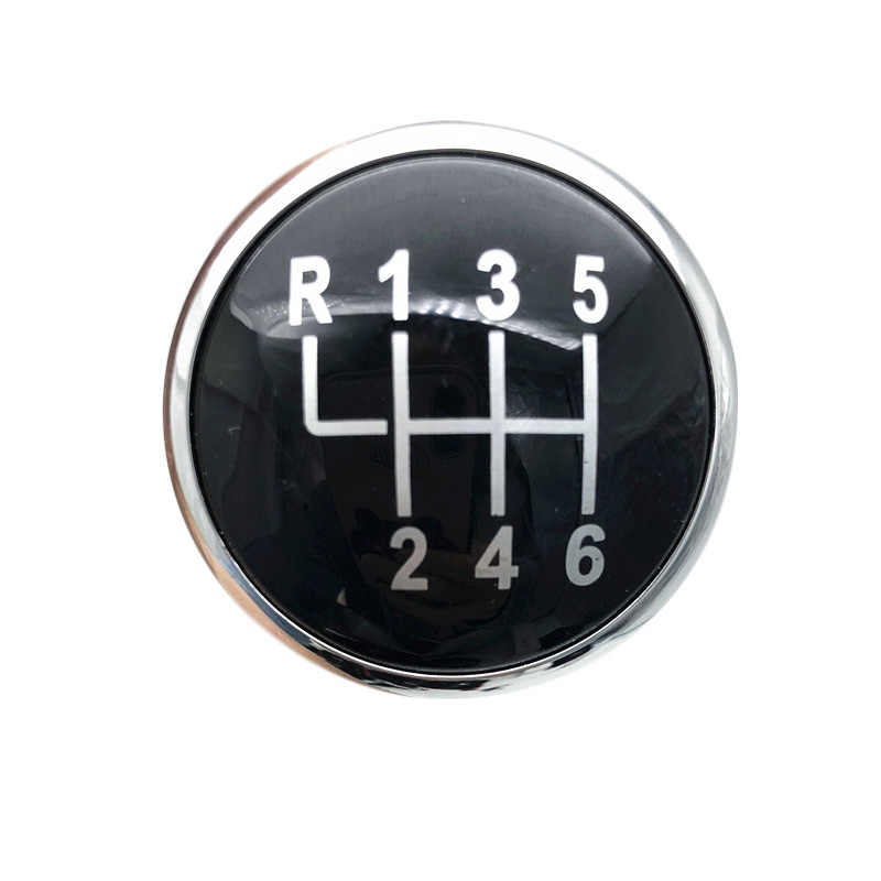 5/6 Speed Auto Rood Sliver Black Pookknop Stick Cap Covers Voor Vw Volkswagen Golf Jetta MK3 MK4 Gti bora Polo Ibiza Caddy