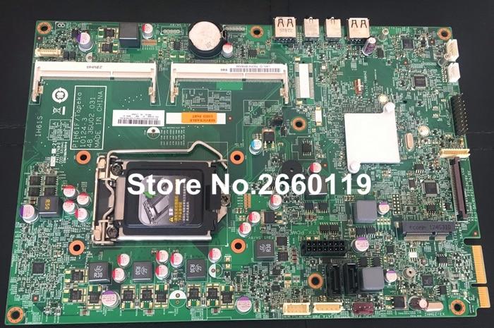 все цены на Desktop motherboard for IH61S PIH61F 1155 system mainboard, fully tested онлайн