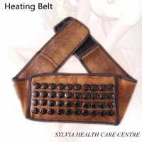 Body Care Beauty Tourmaline Heating Belt Neck Shoulder Massage Heating Pad Health Care Massage Belt With