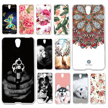 Phone Case For Lenovo S1 Vibe Silicone Cover S1C50 S1A40 Soft TPU Protective Back Fundas