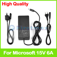 90W 15V 6A AC Adapter 1749 NEW Original Microsoft Surface Book Pro 4 Docking Station US