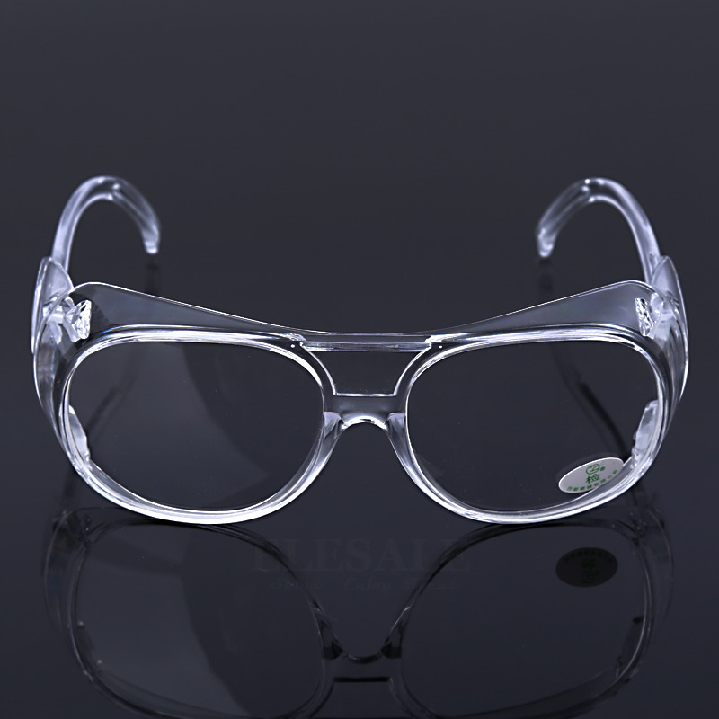 New Clear Eyewear Safety Glasses Anti-Splash Impact-Resistant Lens Work Safety Goggles For Home Carpente Dentist Eyes Protection