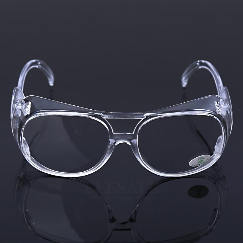 все цены на New Clear Eyewear Safety Glasses Anti-Splash Impact-Resistant Lens Work Safety Goggles For Home Carpente Dentist Eyes Protection
