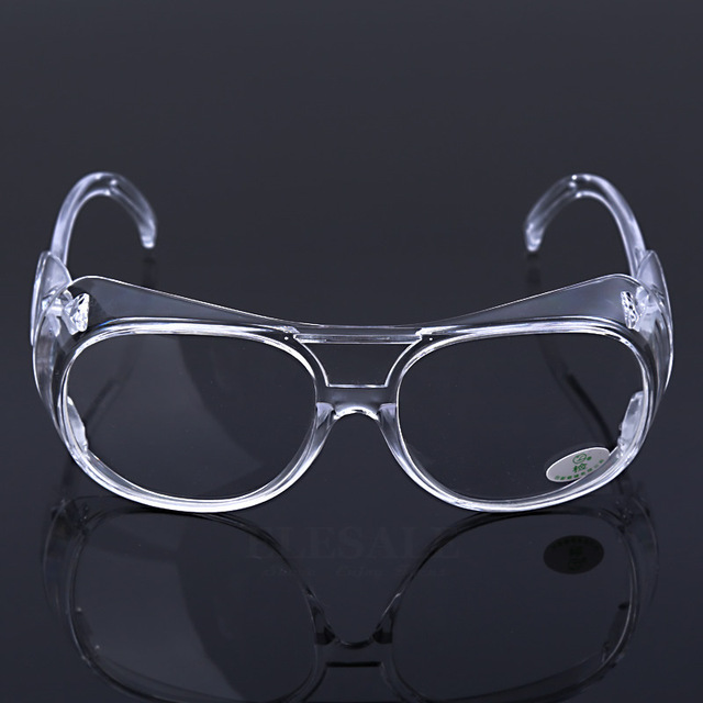 452ab5ff99 New Clear Eyewear Safety Glasses Anti-Splash Impact-Resistant Lens Work Safety  Goggles For Home Carpente Dentist Eyes Protection