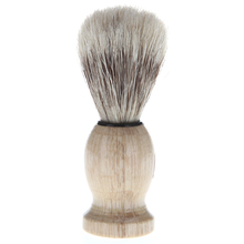 Pro Hair Cutting Neck Face Hair Cleaning Clean Brushes Barber Shaving Beard Cleaning Brush Tool Hairdressing Tools wood handle