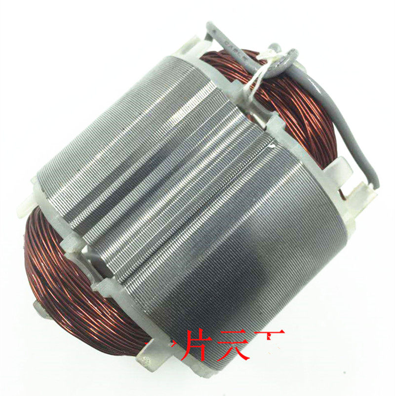 AC 220-240V Stator Field  Replacement For MAKITA 5704R 634449-8 5704RK 5806B Circular Saw Rotor