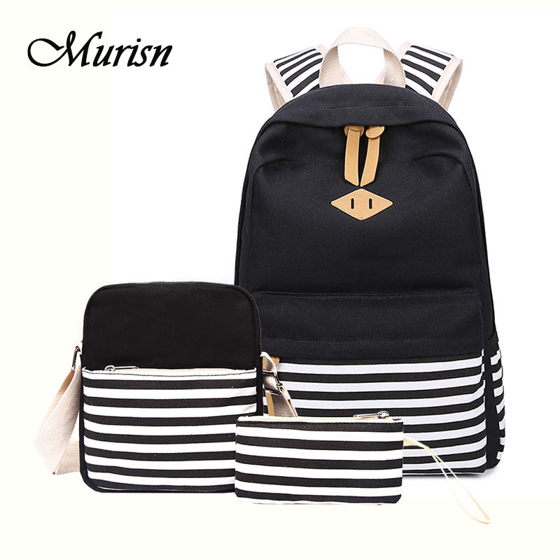 Canvas Backpack Women Fashion Feminine Backpack Youth Teenage Backpacks For Teen Girls Boys School Bags Bagpack Mochila Feminina canvas backpack women for teenage boys school backpack male