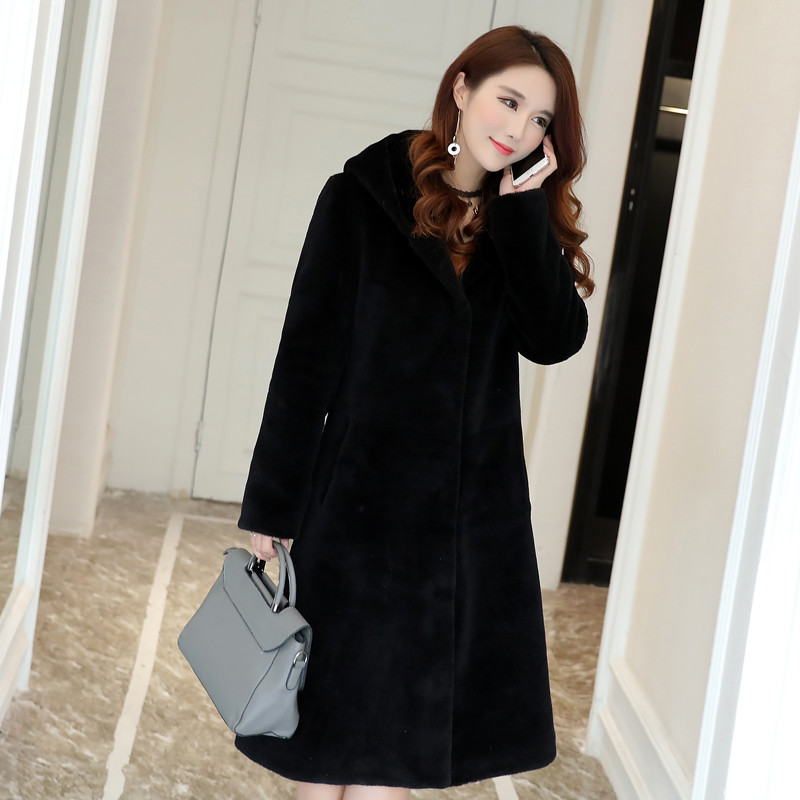 Compare Prices on Black Fur Jackets- Online Shopping/Buy Low Price ...