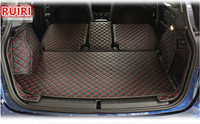 Customized full covered special car trunk mats for BMW F45 2 Series 218d 225i 228i 2014 2018 durable boot carpets cargo rugs