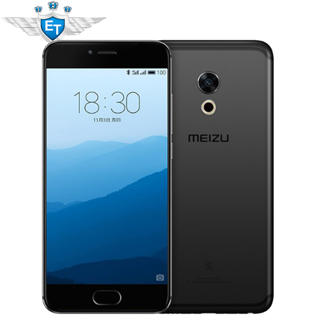Original Meizu Pro 6s Pro6s 4GB RAM Helio X25 Deca core 64GB ROM 5.2 inch 1920*1080 AMOLED Screen 3D Press mobile phone