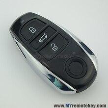 Замена Touareg Автомобиль Smart Key Дело Shell Keyless 3 Кнопки для VW 7P6 959 754 AL 7P6 959 754 КАК 7P6 959 754 AP remtekey