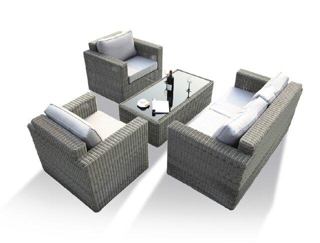 2015 de la buena calidad caliente de la venta patio sofá muebles de ...