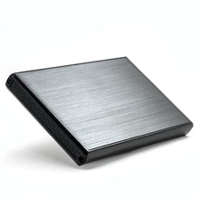 "Diseño exclusivo 2.5 ""Caja externa de Disco Duro SATA a USB3.0 SSD/Hdd/caja soporte 2 TB para portátil Envío gratis"