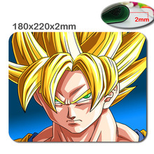 Mairuige Shop Dragonball mouse placemat mar, cushion laptop dragon ball Z  mouse mat  computer animation game players mouse pad