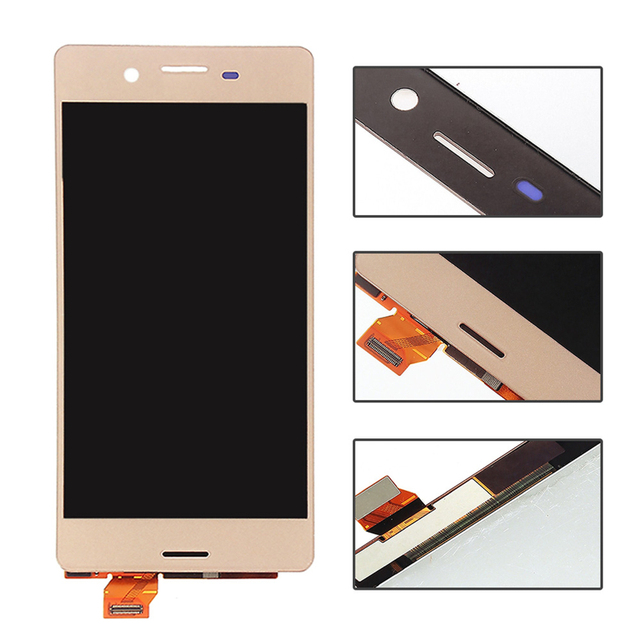 Original For SONY Xperia X F5121 F5122 LCD Display Touch Screen Digitizer Assembly Replacement  Free Shipping