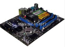 Free shipping 100% original motherboard for MSI P45T-C51 LGA 775 DDR2  RAM 16G Motherboard  Desktop Boards