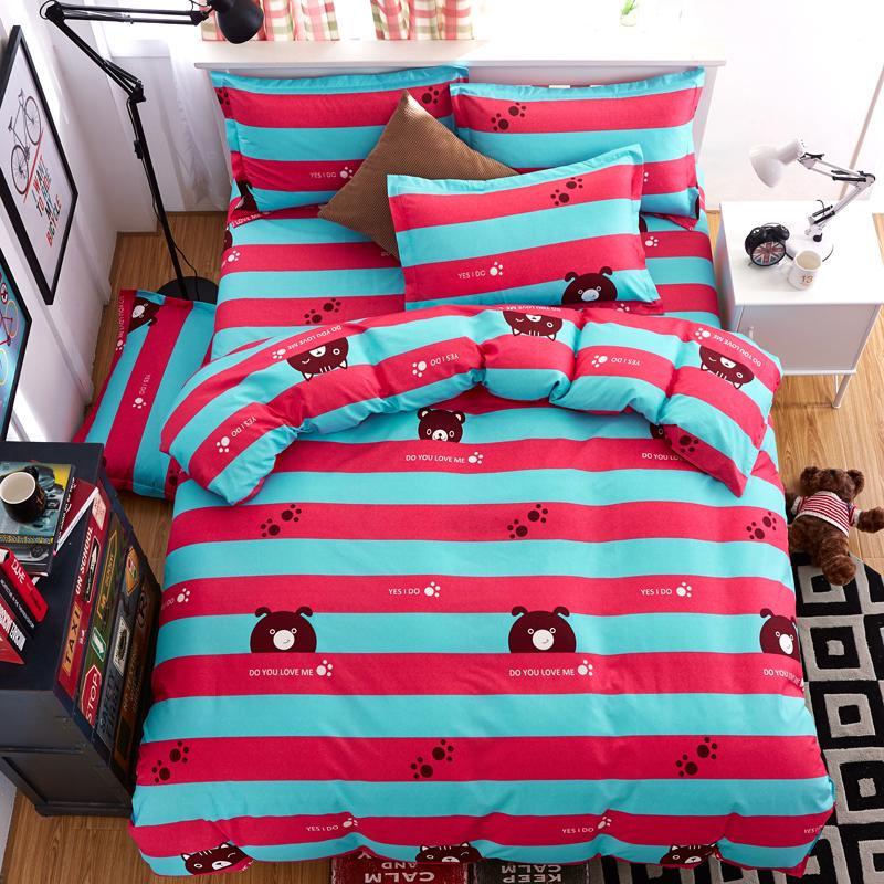 Suur valik erinevaid voodipesukomplekte
