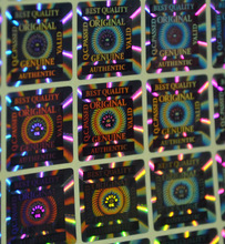 BEST KWALITEIT ORIGINEEL GENUINE AUTHENTIC Q. C. Passed VALID TESTED OK Holografische label hologram sticker Freeshipping