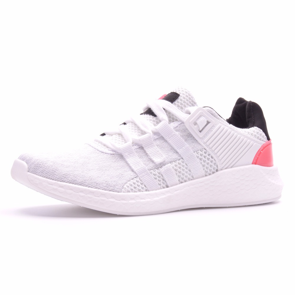 Joomra 2017 Men Women Running Shoes New Brand mesh lovers Sneakers, Fly Weave Light Breathable Sport Shoes Comfortable Sneakers