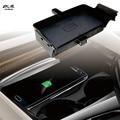 Автомобильный мобильный телефон QI беспроводной зарядный Модуль автомобильные аксессуары для BMW G30 G38 530i 530d 520i 540i 2018 2019