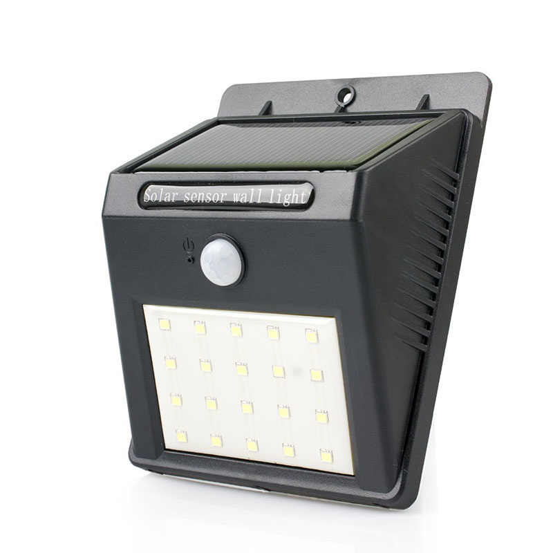 20led solar panel powered motion sensor night lamp outdoor garden 20led solar panel powered motion sensor night lamp outdoor garden wall mount gutter street fence wall porch fixtures lighting in street lights from lights workwithnaturefo