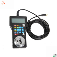 CNC Mach3 USB Handwheel 4 Axis Pulse 50PPR Optical Encoder Generator MPG Pendant for CNC Router