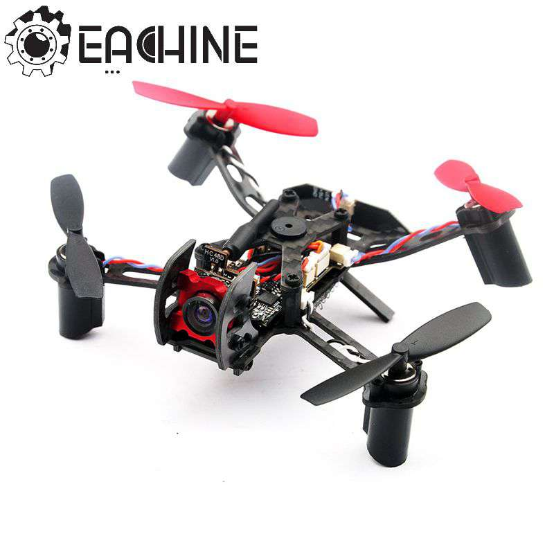 Eachine Vtail QX110 w/AIOF3PRO_Brushed OSD Betaflight 600TVL CAM Micro FPV RC Racing Drone Quadcopter BNF