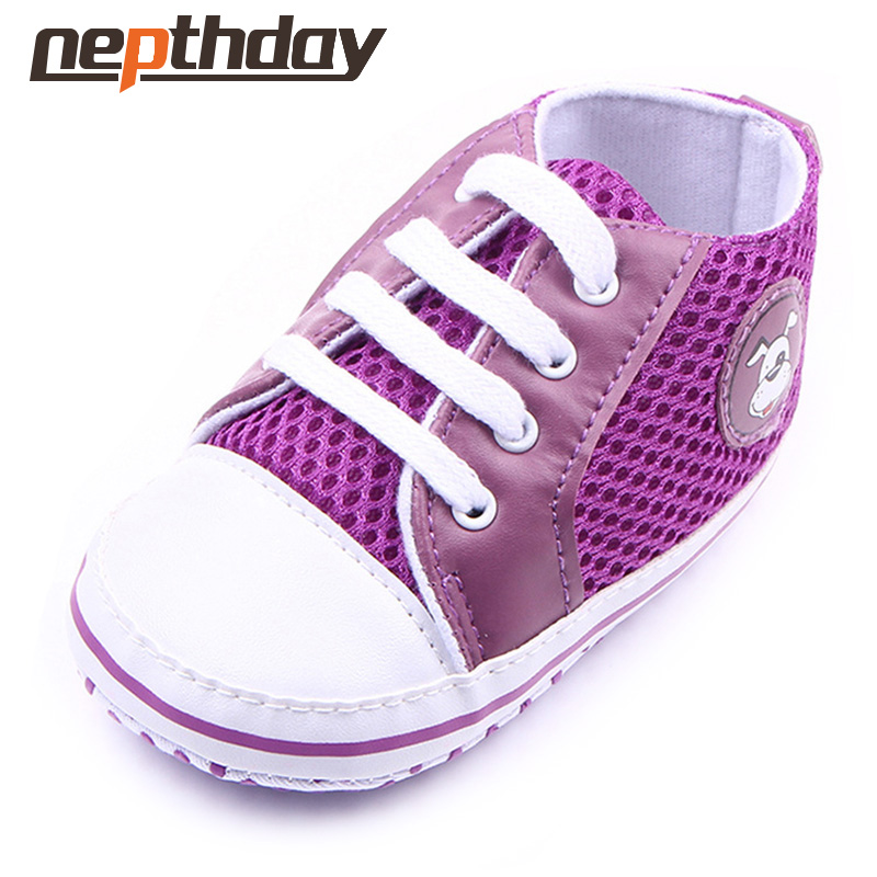 Infant Toddler Classic Sports Sneakers Newborn Baby Shoes