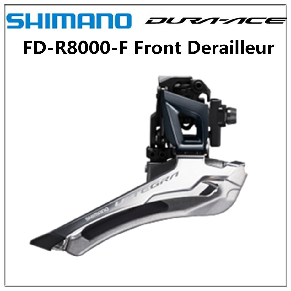 Dérailleurs avant SHIMANO ULTEGRA R8000 F 2x11 vitesses vélo FD R8000 dérailleur avant 6800 Braze on