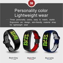 Фитнес-трекер, водонепроницаемые Смарт-часы, Bluetooth, монитор сердечного ритма, кровяное давление, для мужчин и детей, смарт-браслет для Android IOS