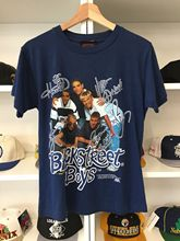 Vintage 1997 Backstreet Boys Shirt L 90s Music Band Pop Rare Graphic T shirt Summer Style Fashion Men Shirts top tee