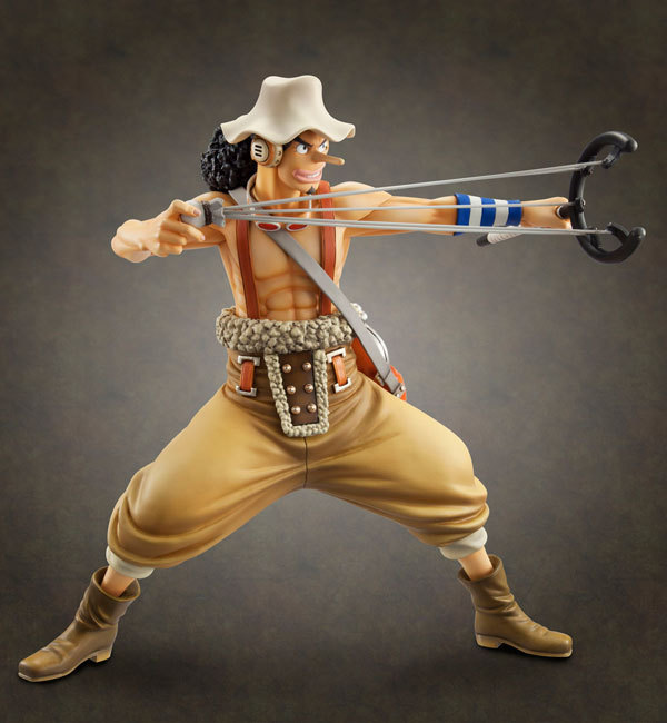 One Piece Usopp Action PVC Figure Japanese Anime onepiece POP Brinquedos Meninos Model Toys Dolls Cartoon Xmas Gift