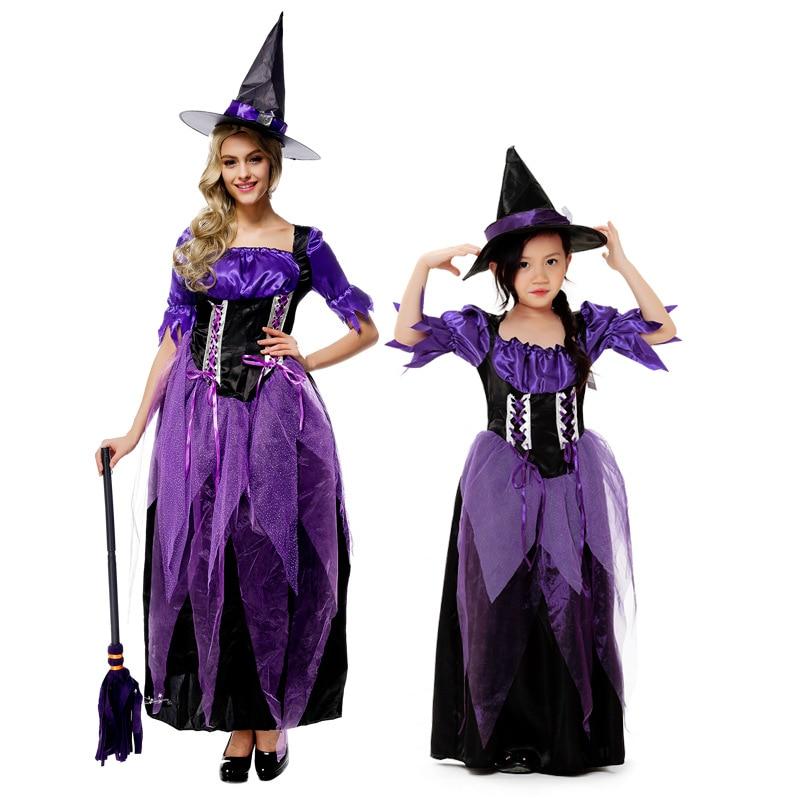 Halloween, Christmas bar party, adult show, paternity show, Gerd, adult purple, female witch costume ewigstein gerd 60kf бежевый