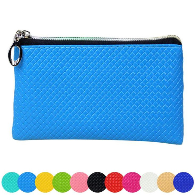 Sleeper #5001 Women Fashion Leather Wallet Zipper Clutch Purse Lady Long Handbag Bag Free Shipping