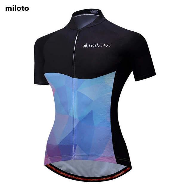 Reflective Cycling Jerseys Short Sleeve For Women Bike Bicycle Shirts   T- shirts MTB Wear Top Large XXL XXXL 4XL 5XL 25dbef80c