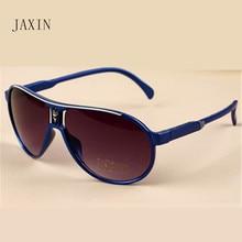 JAXIN Fashion child aviator sunglasses Kids cool baby glasses trend new baby eye protection sunglasses boy favorite UV400 oculos недорого