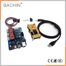 USB 3 Axis Control Board+GRBL Offline LCD Controller Panel For CNC3018 2418 1610 Laser Cutter Engraver Milling Machine