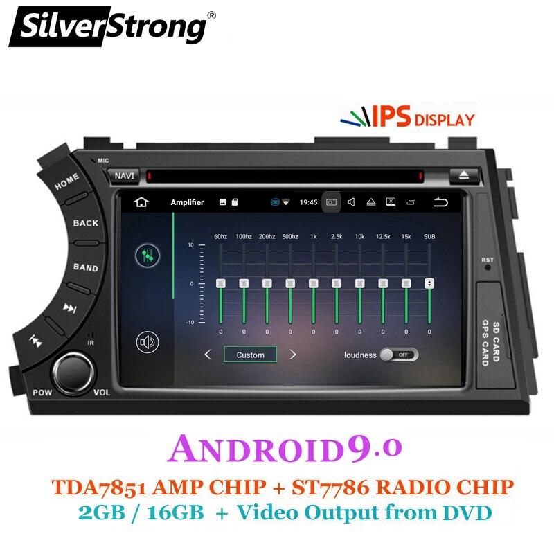 con DVD Android9.0 de